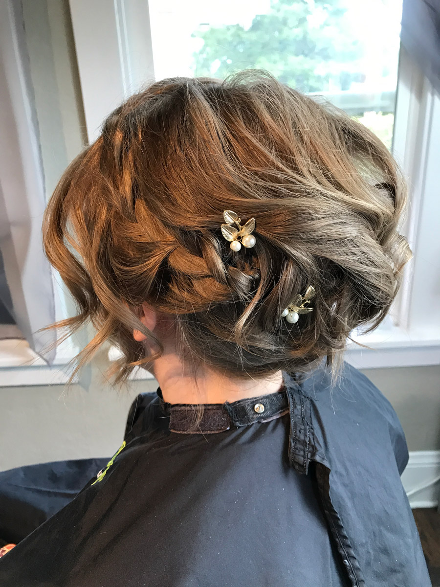 Hair styling Beaverton