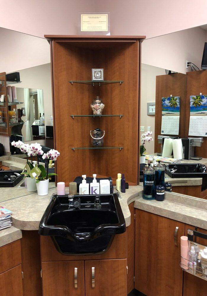 Beaverton hair salon